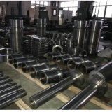 Cilindro hidráulico da indústria ativa dobro feita sob encomenda