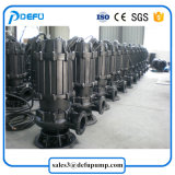 Wq/Qw, das versenkbare Abwasser-Pumpe mit Fabrik-Preis Nicht-Verstopft