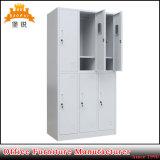 Schrank-Schließfach Möbel des Puder-überzogenes Stahlbüros 12-Door Metall