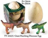 Magic surprise de plus en plus l'éclosion des oeufs de dinosaure géant de la nouveauté des jouets