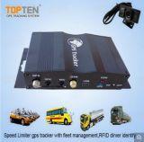 5 entrée/sortie numérique spécialement conçu pour les gros camion Anti-Thief dispositif de repérage GPS tracker Smart (TK510-L)