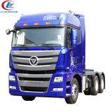 Heavy Duty 430HP 6X4 Prime Mover Foton tête camion tracteur tracteur