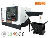 tour de précision, tour horizontal de la machinerie, le CNC Lathe, tourneur de type suisse avec l'outil d'alimentation (EL52LMC)