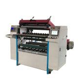 Machine de découpage automatique de papier pour la production de rouleaux de ATM