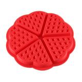 Molde del chocolate del silicón del molde de la torta del silicón de la galleta/molde del hielo del silicón