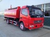 Camion dei vigili del fuoco Philipine dell'acqua di Duolika 6000liters dell'esportazione