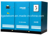 Compresseur d'air économiseur d'énergie de vis moins rotatoire de pétrole (KB22-13ETINV)