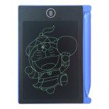 Crianças que desenham a almofada de escrita de Howshow 4.4 apagáveis a favor do meio ambiente '' LCD