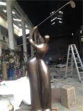 Het specialiseren zich in de Productie van de OpenluchtTuin van het Beeldhouwwerk van het Roestvrij staal en van het Koper