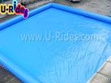Piscina inflável de 10 m para 10 barcos