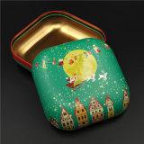 Квадратная коробка олова еды для упаковывать подарка (S001-V9)