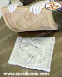 Rtv-2 het Rubber van het silicone voor het Concrete Kunstmatige Maken van de Vorm van het Pleister van Polyresin van de Hars van Grc van de Steen