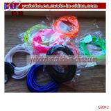 Вспомогательное оборудование способа браслета силикона браслета поставкы партии подарков Halloween (G8040)