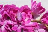 가정 결혼식 훈장을%s 실크 인공 꽃 참제비 고깔 가짜 꽃