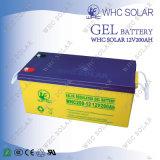 baterías solares sin necesidad de mantenimiento del gel del ciclo profundo 12V200ah para la UPS