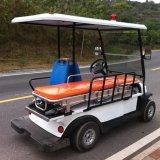 2 Seaterの電気救急車のカート