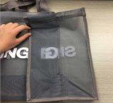 カスタムロゴのナイロン純網のショッピング・バッグ