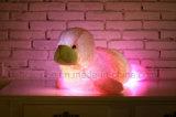 Giften van het Speelgoed van de Pluche van de Gloed van de creatieve Lichte LEIDENE van de Nacht de Gevulde Zeeleeuw van Dieren Mooie voor de 28-duim van Jonge geitjes