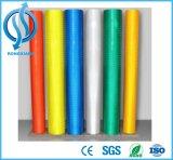 Alta cinta no adhesiva visible de la precaución de la cinta del peligro de la alerta del PE