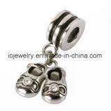 Encanto del acero inoxidable del símbolo de Hamsa para la fabricación de la pulsera