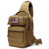 Randonnée de plein air en voyage d'assaut tactique militaire Pack gamme Voyage Sac à bandoulière Sac à dos de la poitrine élingue