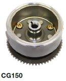 Cg150 150-01-46-001のためのオートバイの部品Cgのエンジン部分