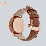 De nieuwe Horloges van de Mensen van de Manier van de Polshorloges Dail van het Horloge van de Douane van de Mensen van het Horloge van de Hand van de Stijl Grote met Zwarte Bruine en Nylon Band 72864