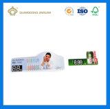 Cartão de etiqueta barata à moda da roupa para o saco / roupa / sapatas (impressão do cartão de papel)