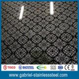 Baosteel 1.0mm Épaisseur décorative par épaississement épais Feuilleté en acier inoxydable