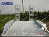 Het tippen de Oppervlaktebehandeling van de Aanhangwagen Met Ondergedompeld Heet Gegalvaniseerd