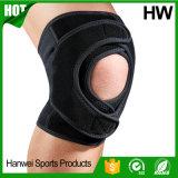 専門職の屋外スポーツの連続したバスケットボールの膝サポート(HW-KS032)