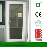 Porta de Entrada Casement Fábrica Direto Outswing Janela e Porta e Swing Abertura Porta estilo Casement com vidro oco