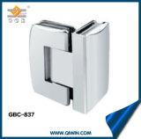 Chuveiro de latão de hardware da porta articulada para porta de vidro