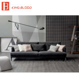 아파트를 위한 현대 어두운 회색 색깔 소파 세트