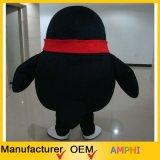 Adultos QQ Penguin Animal Costume for Promotion