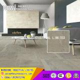 El cemento semi Polished lleno vitrificado porcelana esmaltado de cerámica Matt rústico de la carrocería embaldosa (BR6099P) 600*600 para la pared y el suelo