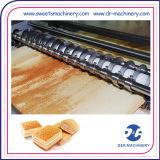 Strumentazione di fabbricazione industriale dell'alimento per la caramella di cotone/torta di strato/lo swiss roll
