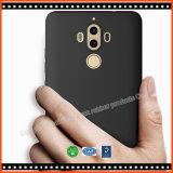 iPhone Huawei P9 Mate9를 위한 광택이 있는 이동 전화 상자를 Dull