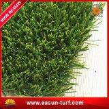 Césped artificial barato del sintético de la hierba del jardín natural de la fábrica