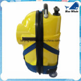 Bw253 2018 Hot Salts High Quality Minions ABS+PC Children Luggage