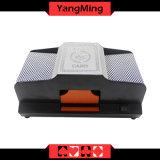 Shuffler automático dedicado do cartão do póquer do casino de Macau para 1 - 2 cartões de jogo Ym-CS03-1 das plataformas