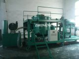 Planta de reciclaje sucia del aceite de motor, destilería del aceite de motor, planta de la purificación del aceite de motor