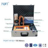 Detector de agua subterráneo portátil multifunción de 100 m