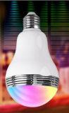 APP制御を用いる携帯用LED軽い専門の無線Bluetoothのスピーカー