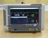 Оксиметр ИМПа ульс индикации дюйма New-7 Tabletop с NIBP