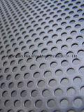 Folha de metal perfurada de muro de arame arquitetônico para decoração de edifícios