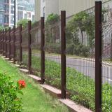 PVC에 의하여 용접되는 철망사 담의 중국 도매업자