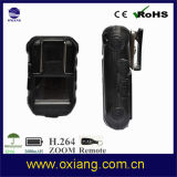 WiFi 1080P Gesetzdurchführung-Polizei-Karosserie getragene Kamera Ox-Zp605W