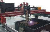 Máquina de estaca de aço do plasma do CNC direta por China