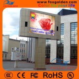Full Color P10 Outdoor Waterproof Advertising Écran LED